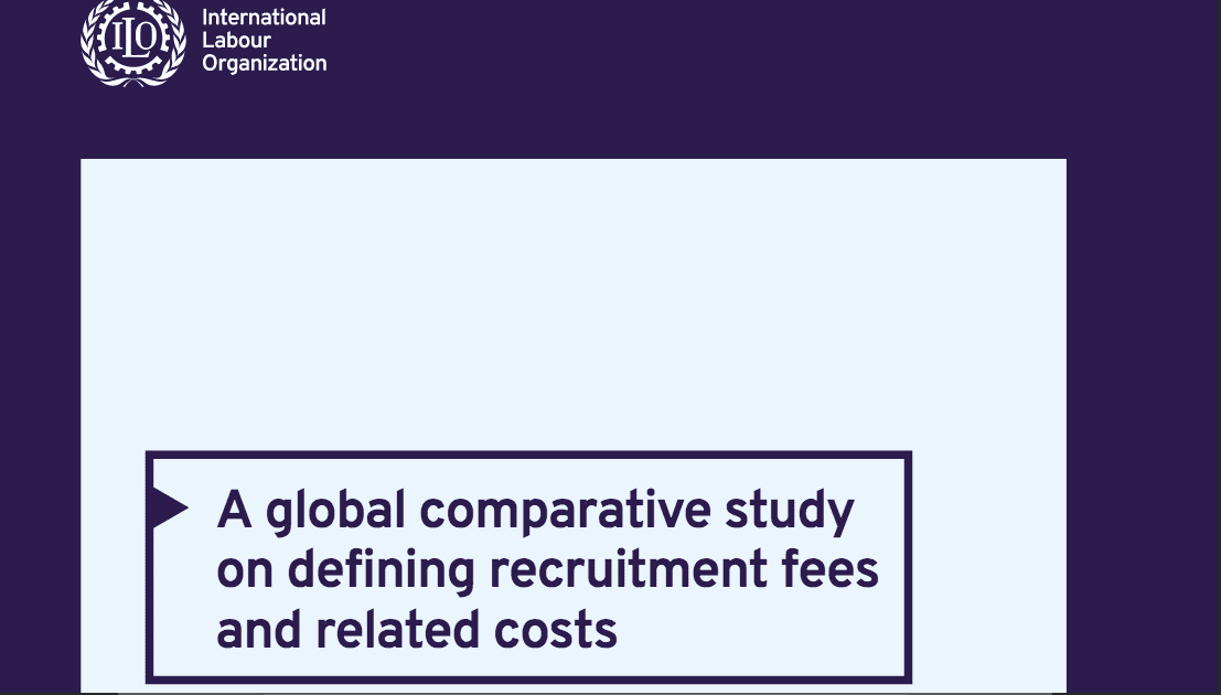 Global Study on Recruitment Fees and Related Costs