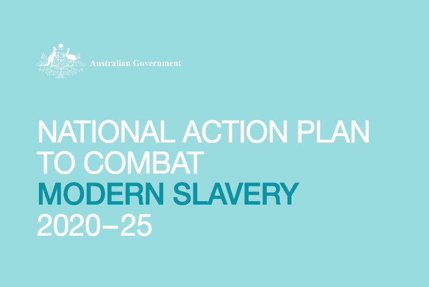 National Action Plan To Combat Modern Slavery 2020–25
