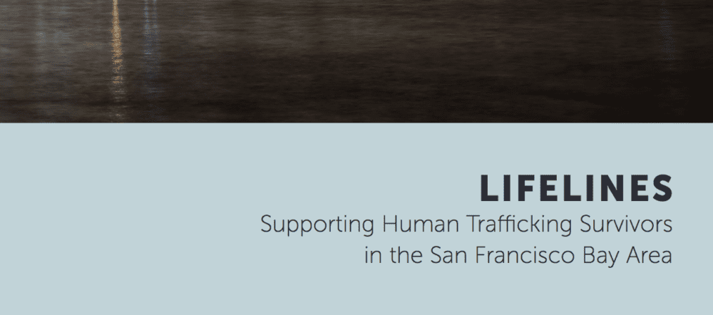 Supporting Human Trafficking SurvivorsCover