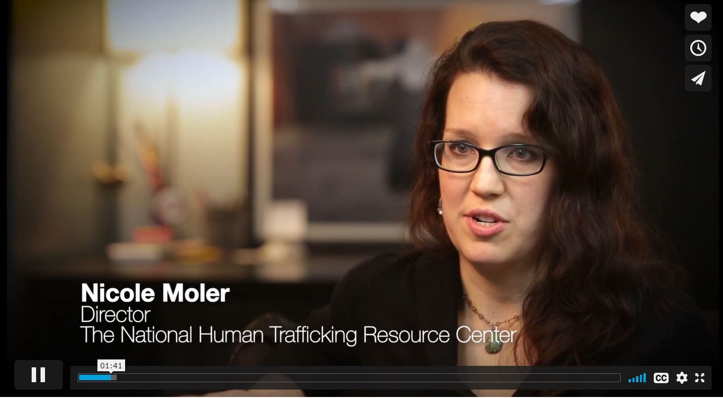 Truckers Against Trafficking Training Video